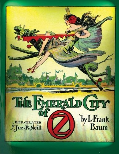 9781522770152: The emerald city of Oz (1910) by L. Frank Baum (Original Version)