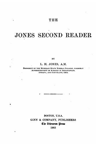 The Jones Second Reader (Paperback): L H Jones