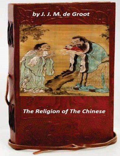 9781522800576: The Religion of The Chinese