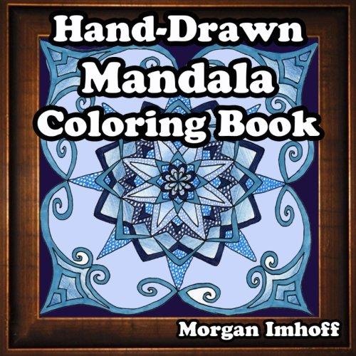 9781522825647: Hand-Drawn Mandala Coloring Book