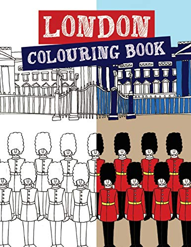London Colouring Book: Individuality Books