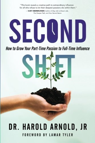 9781522842095: Second Shift: How to Grow Your Part-Time Passion to Full-Time Influence