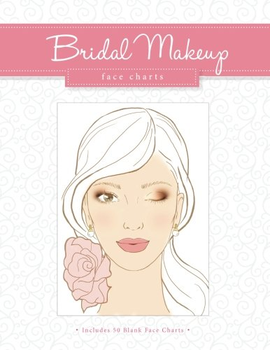 9781522846987: Bridal Makeup Face Charts (The Beauty Studio Collection)