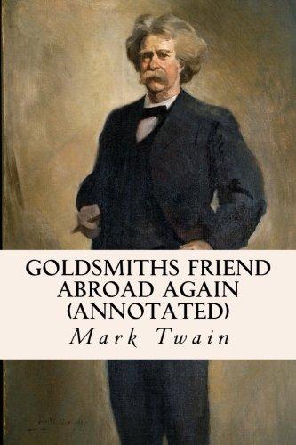 9781522851462: Goldsmiths Friend Abroad Again