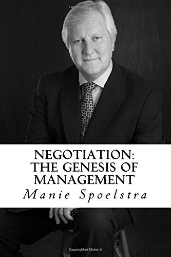 9781522857709: Negotiation: The Genesis of Management