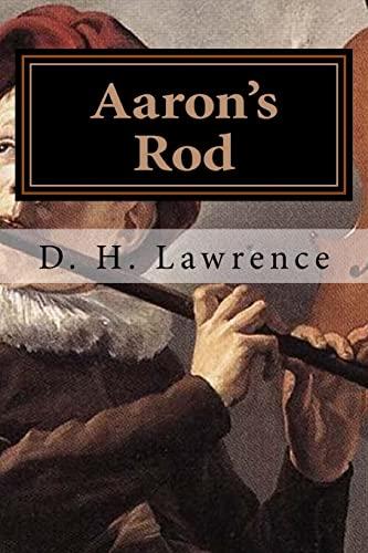 9781522859611: Aaron's Rod