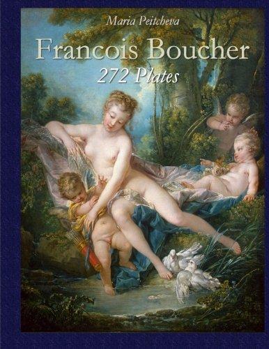 9781522864202: Francois Boucher: 272 Plates (Colour Plates)