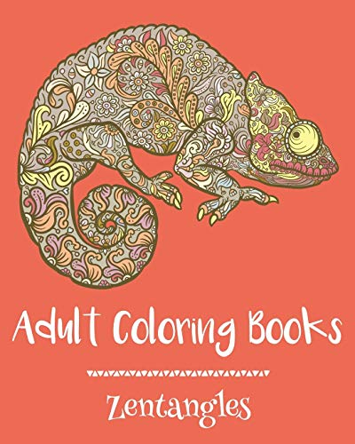 9781522875642: Adult Coloring Books: Zentangles