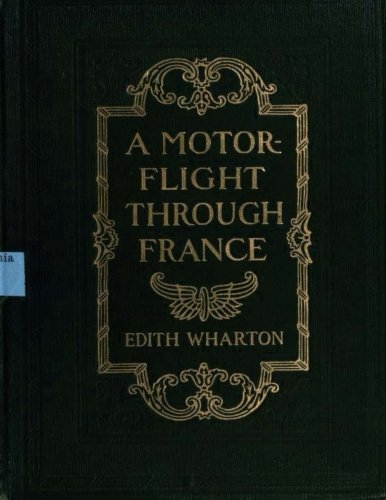 9781522878001: A motor-flight through France (1908) by Edith Wharton (Illustrated)