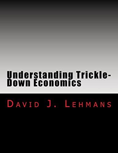 9781522883265: Understanding Trickle-Down Economics