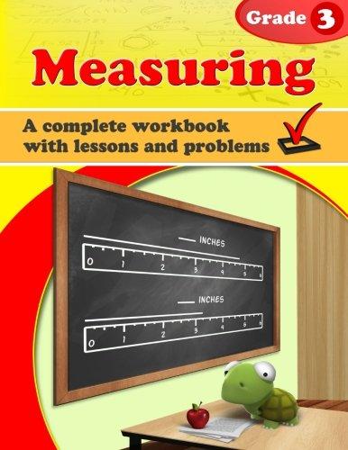 9781522894025: Measuring - Grade 3 Workbook