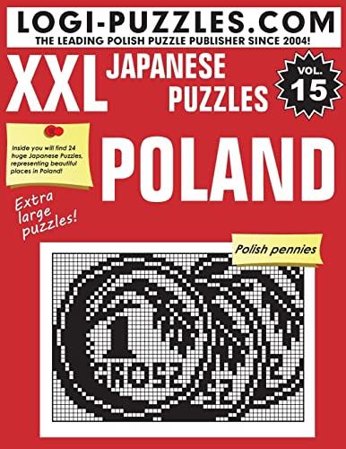 9781522898986: XXL Japanese Puzzles: Poland: Volume 15