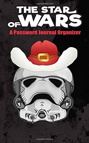 9781522912620: The Star of Wars A Password Journal Organizer