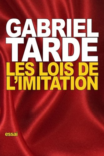 9781522916178: Les lois de l'imitation (French Edition)