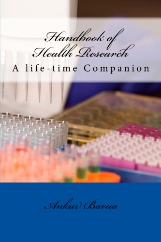 9781522930846: Handbook of Health Research: A life-time Companion