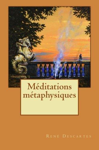 9781522944829: M�ditations m�taphysiques