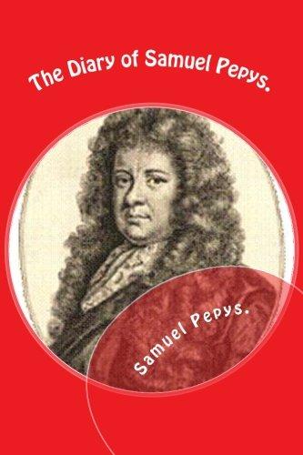 9781522946649: The Diary of Samuel Pepys.