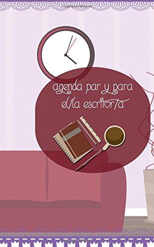 9781522947349: Agenda para y del escritor/a (Spanish Edition)