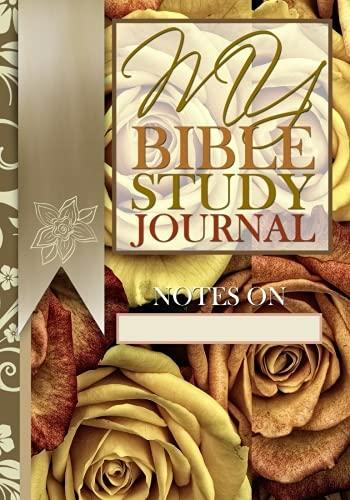 9781522952275: My Bible Study Journal: Proverbs 31 / Women Edition - (Gold) (My Bible Study Journal Notebooks)