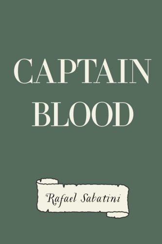 9781522960034: Captain Blood