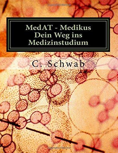 9781522974505: MedAT Medikus - Dein Weg ins Medizinstudium: Lehrbuch für das Aufnahmeverfahren Medizin in Österreich (German Edition)