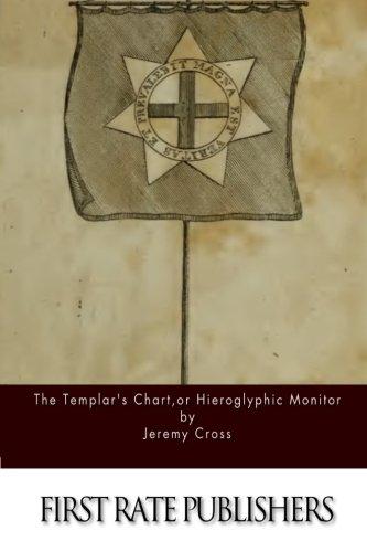 9781522978596: The Templar's Chart, or Hieroglypic Monitor