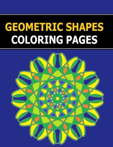 Geometric Shapes Coloring Pages: Geometric shapes for: Frances P Robinson