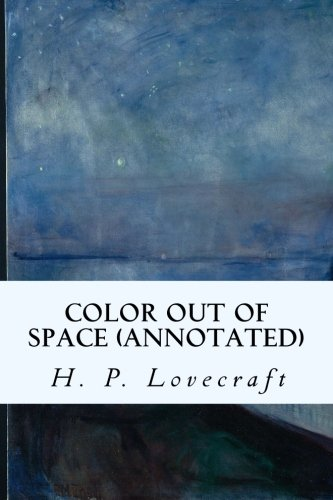9781522988236: Color Out of Space (annotated)