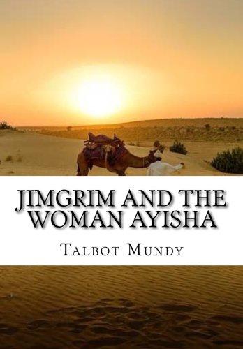 9781522989721: Jimgrim and the Woman Ayisha