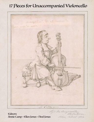 9781522994299: 17 Pieces for Unaccompanied Violoncello