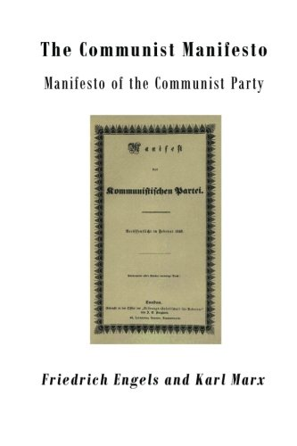 9781522995395: The Communist Manifesto: Manifesto of the Communist Party