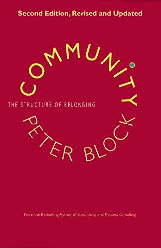 9781523095568: Community: The Structure of Belonging