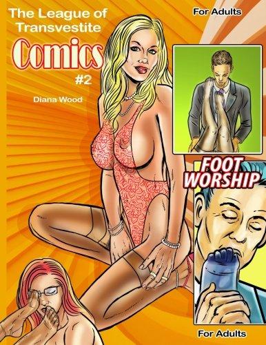 9781523207077: The League of Transvestite Comics #2.
