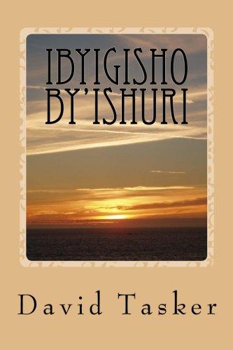 Ibyigisho By'ishuri: Ryo Ku Isabato Biyobora Abakuze: Tasker, David