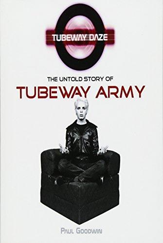 9781523211548: Tubeway Daze: The Untold Story Of Tubeway Army