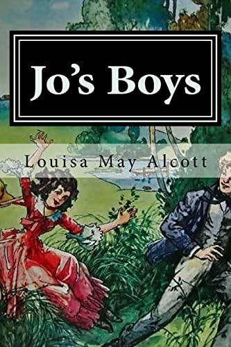 9781523213368: Jo's Boys