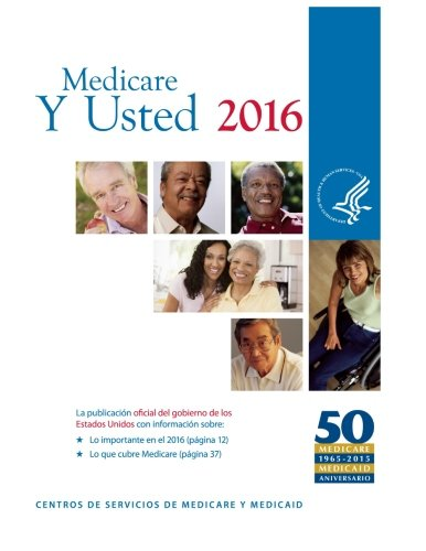 9781523217137: Medicare y Usted 2016 (Spanish Edition)