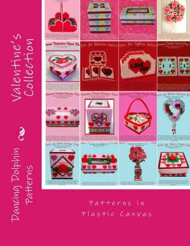9781523221271: Valentine's Collection: Patterns in Plastic Canvas