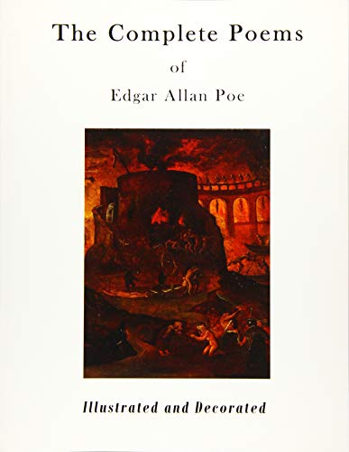 9781523233540: The Complete Poems of Edgar Allan Poe: Fully Illustrated Version (Poetry - Edgar Allan Poe)