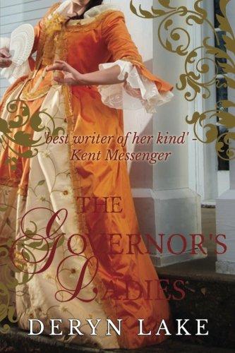 9781523249961: The Governor's Ladies