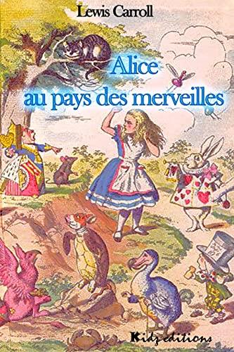 9781523253265: Alice au pays des merveilles