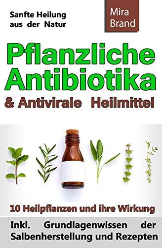 9781523256471: 2: Pflanzliche Antibiotika & Antivirale Heilmittel: Sanfte Heilung aus der Natur (Inkl. Grundlagenwissen der Salbenherstellung und Rezepten) (German Edition)