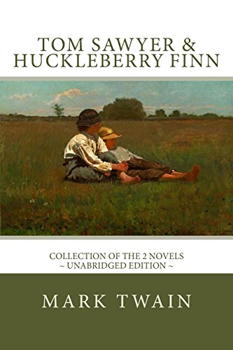 9781523263820: Tom Sawyer and Huckleberry Finn: The Complete Adventures - Collection of the 2 novels