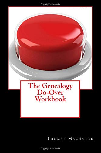 9781523266968: The Genealogy Do-Over Workbook