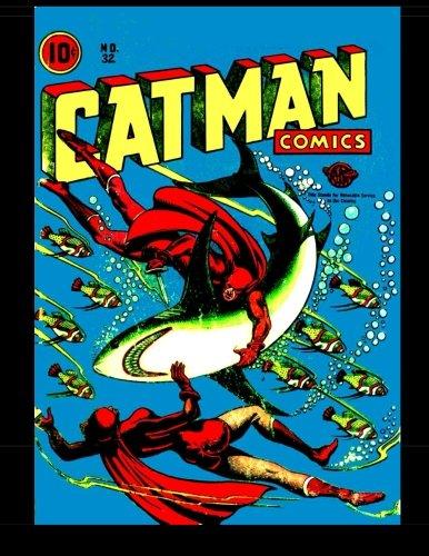 9781523269990: Catman Comics #32: 1946 Superhero Comic
