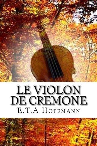 9781523279166: Le violon de cremone (French Edition)