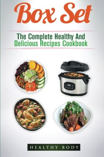 9781523286492: Pressure Cooker: Dump Dinners: Electric Pressure Cooker: Clean Eating: Box Set:: The Complete Healthy And Delicious Recipes Cookbook Box Set