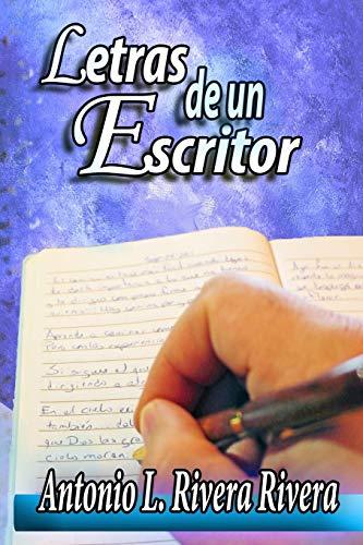 9781523291809: Letras de un Escritor