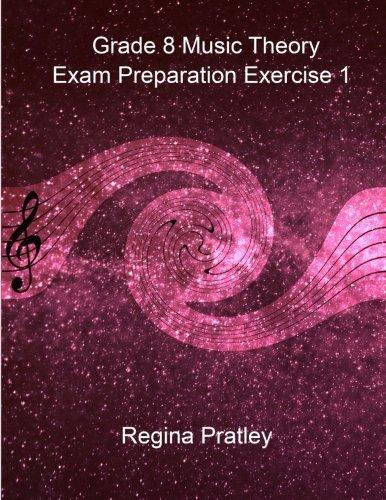 9781523294190: Grade 8 Music Theory Exam Preparation Exercise 1