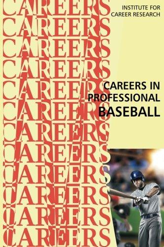 9781523301041: Careers in Professional Baseball